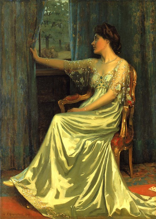 'Dawn' by EH Smart 1907 {{PD-Art}}