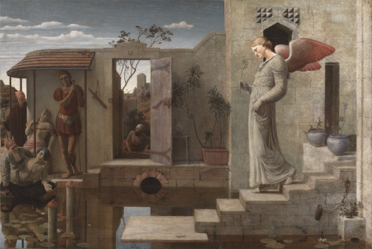 'The Pool of Bethesda' Robert Bateman 1877 {{PD-Art}}