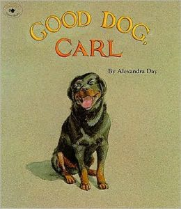 Alexandra Day's 'Good Dog, Carl'