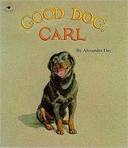 Alexandra Day's 'Good Dog, Carl'