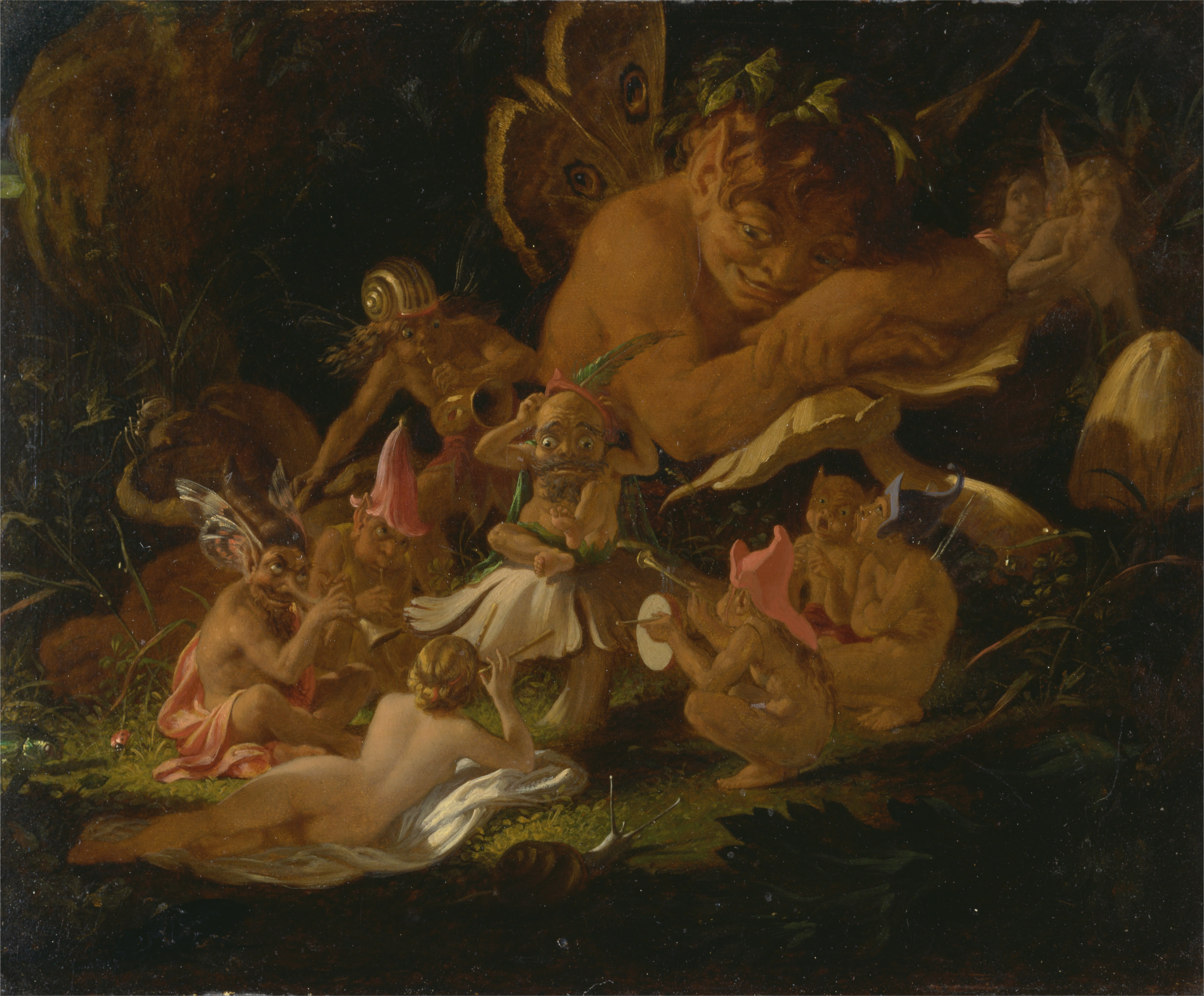 a midsummer nights dream fairies and A midsummer night's dream was written in  the fairies that dance and frolic  the action is associated with two traditional festivals — midsummer eve and.