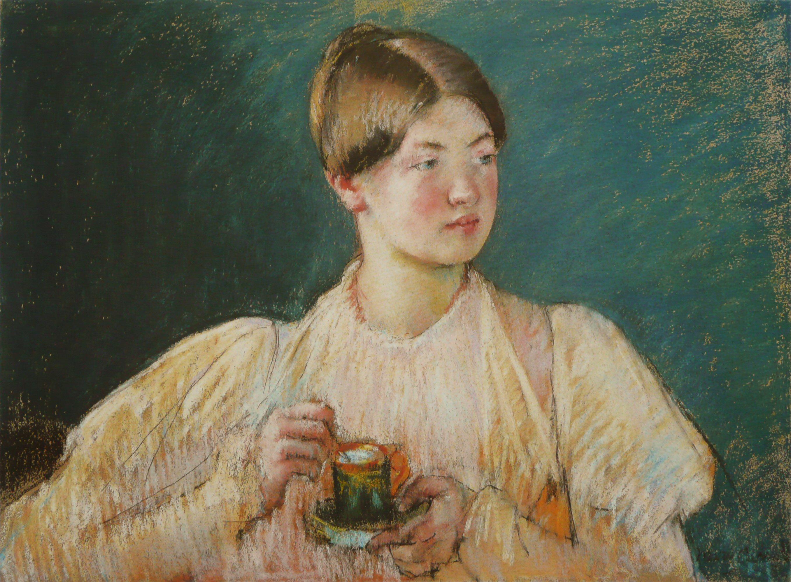 Marie Cassatt Tea Room
