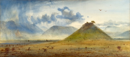 'View of Marathon' Andrew MacCallum 1874 {{PD-Art]]