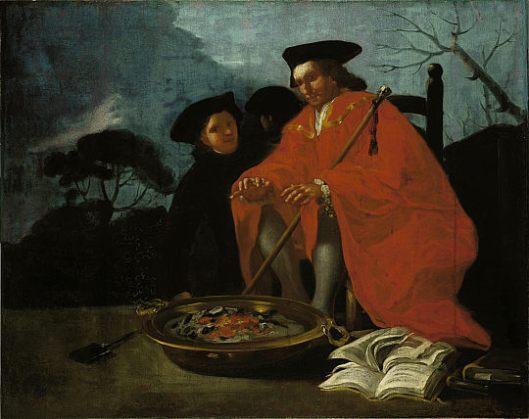 'El Medico' Goya 1779 {{PD-Art}}