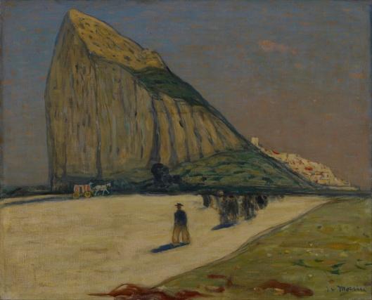 'Gibraltar' James Wilson Morrice 1913 {{PD}}
