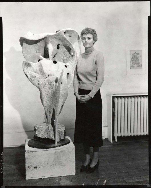 Rhys Caparn, American sculptor, 1909-1997 {{PD}}