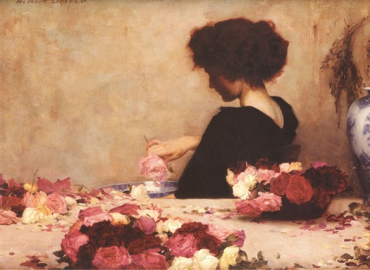 'Pot-Pourri' James Herbert Draper 1897 {{PD}}