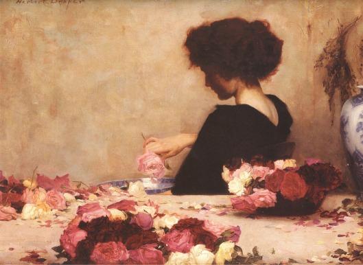 'Pot-Pourri' James Herbert Draper 1897 {{PD}}