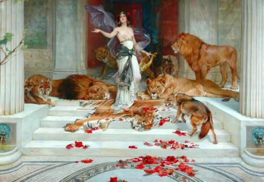 Circe by Wright Barker (1889) {{PD}}
