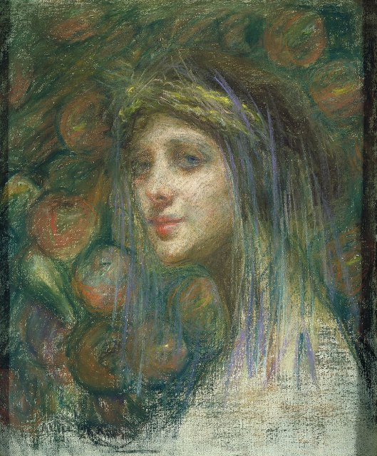 'Ceres' Alice Pike Barney 1901 {{PD}}
