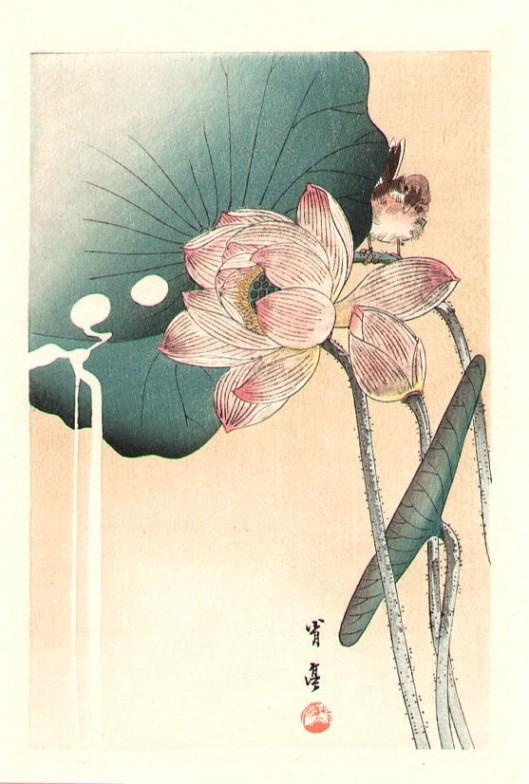 This year you may want to go low-key with the ego for awhile, Libra. Seitei (Shotei) Watanabe Before 1918 {{PD}}