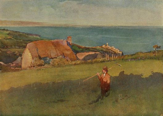 'Across Mounts Bay' Elizabeth Forbes {{PD}}