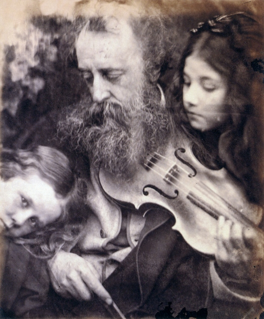 The Whisper of the Muse, by Julia Margaret Cameron 1865 {{PD}}