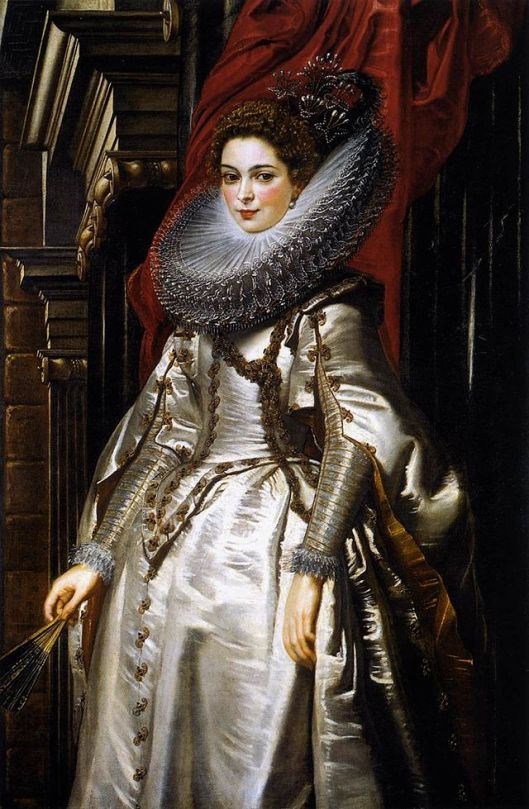 Down the road your goals will be scrutinized by those in power, Cappy--be ready, be open to what the influential can offer. Peter Paul Rubens - Portrait of Marchesa Brigida Spinola Doria 1605 {{PD}}
