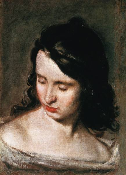 "'Blind Woman"" by Diego Velázquez -{{PD}}"