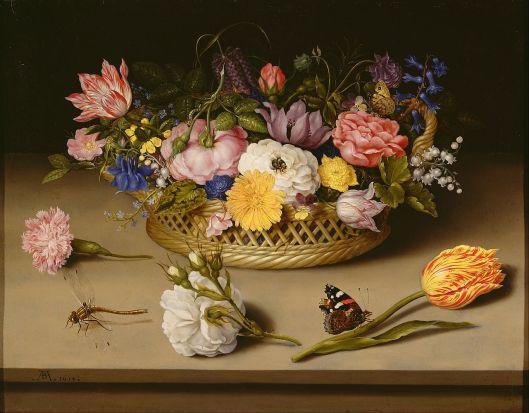 Bosschaert: Flower Still Life, 1614 {{PD}}