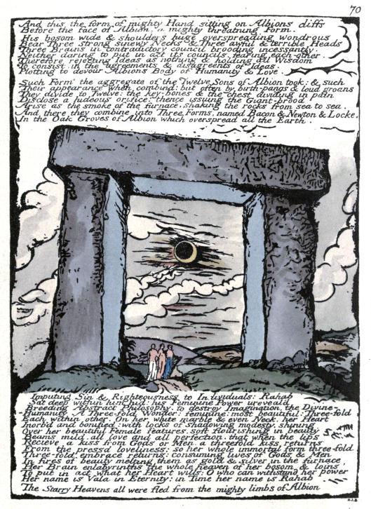 William Blake, 'A Critical Essay' 1868 {{PD}}