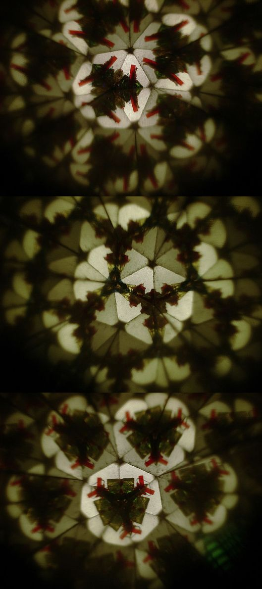 """Kaleidoscopic-patterns"" by Original uploader was Rnbc at en.wikipedia - Transfered from en.wikipedia. Licensed under CC BY-SA 3.0 via Wikimedia Commons - http://commons.wikimedia.org/wiki/File:Kaleidoscopic-patterns.jpg#/media/File:Kaleidoscopic-patterns.jpg"