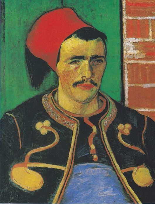 Vincent Van Gogh - Der Zuave 1888 {{PD}}