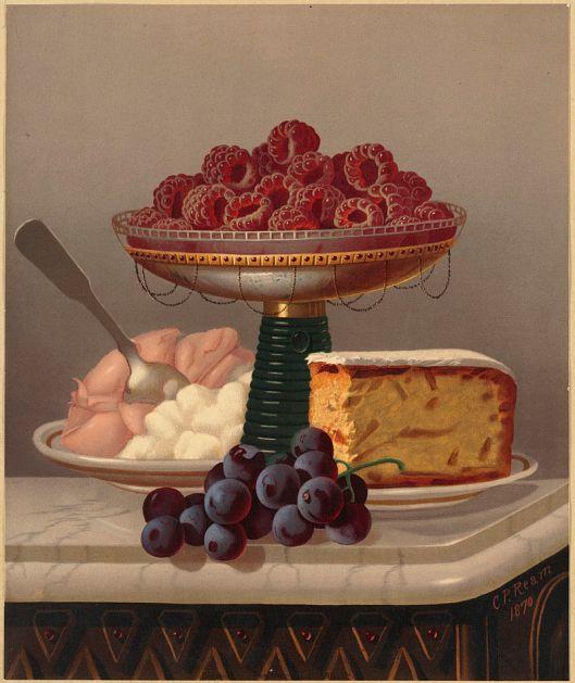 Dessert No. 4 by Carducius Plantagenet Ream, c1870 {{PD}}