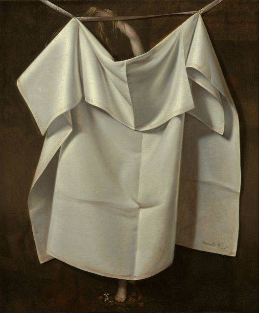 Raphaelle Peale − 'Venus Rising From the Sea - A Deception' 1822 {{PD}}