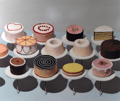 'Cakes, 1963' By Pplachigo - Own work, CC BY-SA 3.0, https://commons.wikimedia.org/w/index.php?curid=28954794