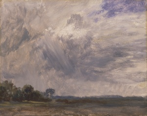 John Constable - 'Study of a Cloudy Sky' {{PD}}