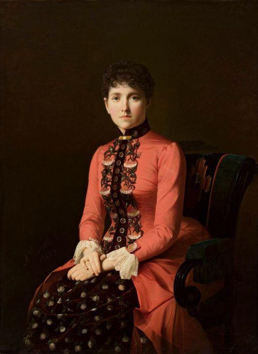 She of poor Venusian choices, Anna Karenina, by Aleksei Mikhailovich Kolesov {{PD}}