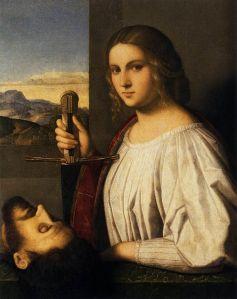 'Judith' Vincenzo Catena c1625 {{PD}}