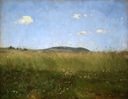 František Kaván - 'The Air of Home' 1894 {{PD}}
