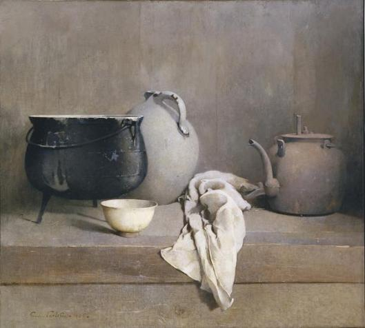 Emil Carlsen - 'Study in Grey' 1906 {{PD}}
