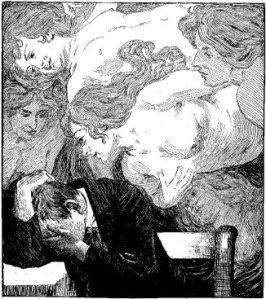 ranz Müller-Münster: Stürmen und Drängen 1902 {{PD}}