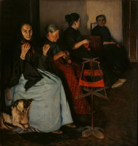 Juan Téllez Hellín - 'Work' 1903 {{PD}}