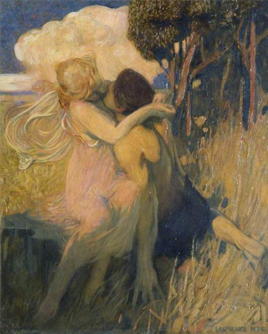 Lawrence Koe - 'Idyll' c1910 {{PD}}