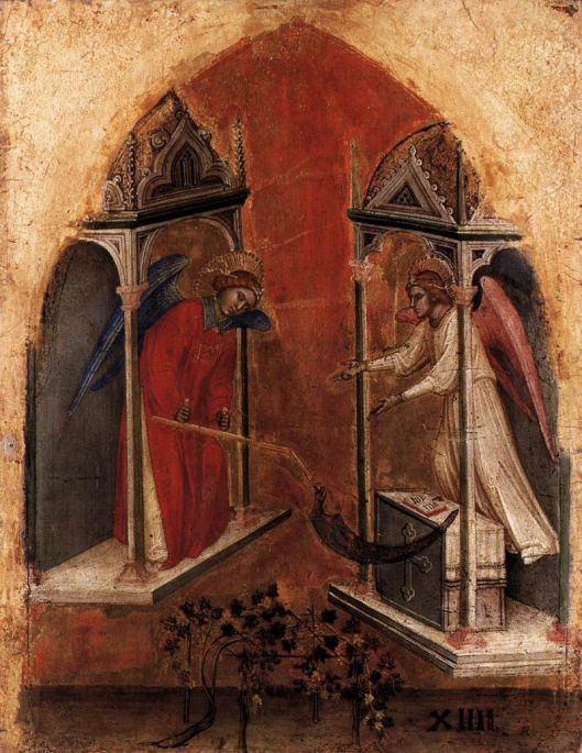Jacobello Alberegno - 'The Harvest of the World' c1350 {{PD}}
