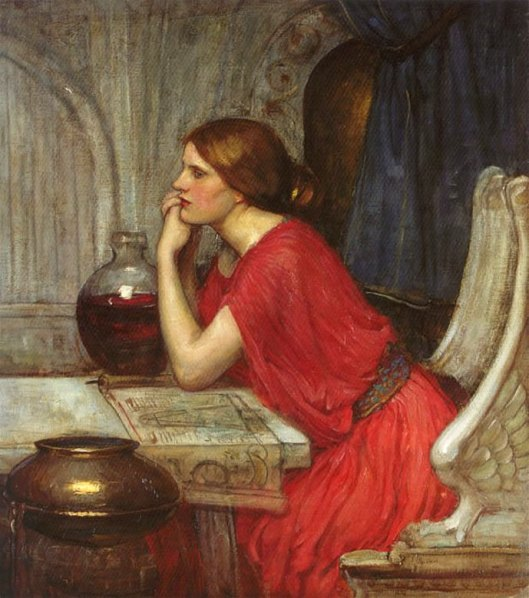 John William Waterhouse - Circe, 1911 {{PD}}