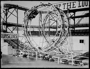 Loop the Loop, Coney Island (1903) {{PD}}