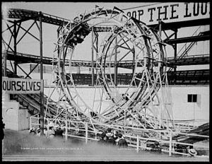 Loop the Loop, Coney Island (1903) {{PD}}