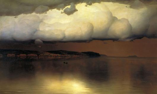 Silence By Nikolay Nikanorovich Dubovskoy {{PD}}