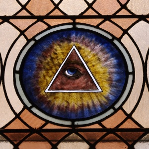 'Eye of Providence' Photo by Nheyob  Creative Commons Attribution-Share Alike 3.0 Unported