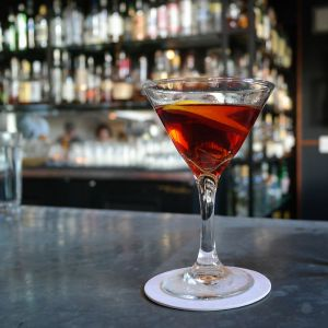 This little cocktail is a 'Bittersweet Symphony