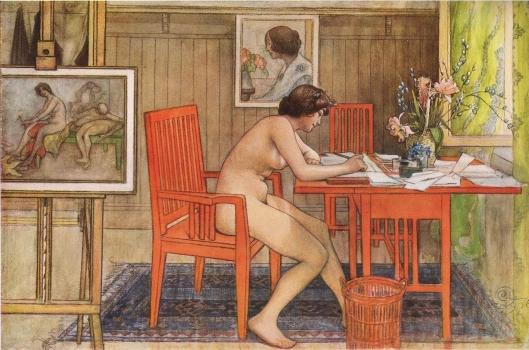 1280px-Carl_Larsson_Model_writing_postcards_1906