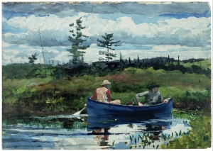 1280px-Winslow_Homer_-_The_Blue_Boat_-_Google_Art_Project
